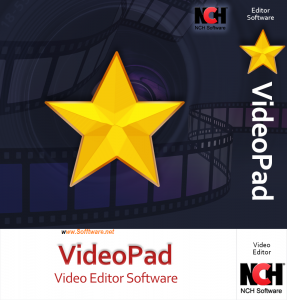 VideoPad Video Editor 6.32 Crack + Serial Number [Working]
