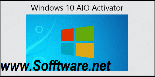 Windows 10 Crack & Activator 32/64 Bit Free Download