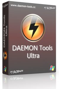DAEMON Tools Ultra 5.8.0.1409 Crack + License Code [2020]