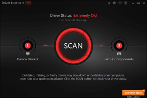 IObit Driver Booster Pro 7.6.0.766 Serial Key + Crack [Updated]