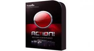 Mirillis Action 4.10.5 Crack Serial Key Full Version Free Download