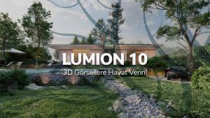 Lumion 10 Pro Crack Keygen + Product Key [2020]